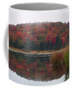 Autumn In Northern Vermont Coffee Mug