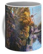 Autumn In Schiedam Coffee Mug