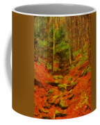 Autumn In Sproul State Forest Coffee Mug