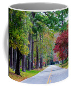 Autumn In The Air Coffee Mug