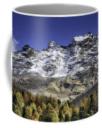 Autumn In The Alps 1 Coffee Mug