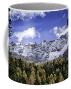 Autumn In The Alps Coffee Mug