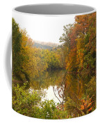 Autumn In The Butternut Valley-five Coffee Mug