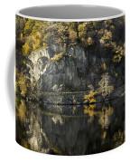 Autumn In The Lake Coffee Mug