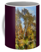 Autumn In The Marshes Coffee Mug