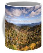 Autumn In The Blue Ridge Mountains Coffee Mug