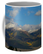 Autumn In The Sangres Coffee Mug