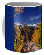 Autumn In The Tetons Coffee Mug