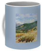 Harvest Time In Napa Valley Coffee Mug