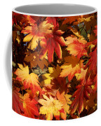 Autumn Leaves 09 Coffee Mug