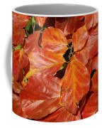 Autumn Leaves 80 Coffee Mug