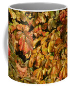 Autumn Leaves 83 Coffee Mug