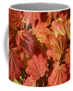 Autumn Leaves 98 Coffee Mug