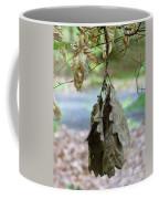 Autumn Leaves In Summer Coffee Mug