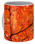 Glorious Autumn Leaves Coffee Mug