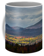 Painting With Autumn Light Coffee Mug