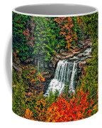 Autumn Magic Paint Coffee Mug