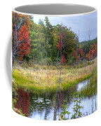 Autumn Marsh Coffee Mug