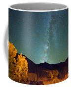 Autumn Milky Way Coffee Mug
