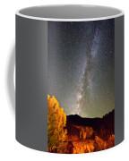 Autumn Milky Way Night Sky  Coffee Mug by James BO  Insogna