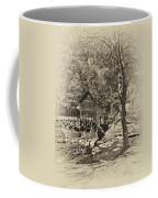 Autumn Mill 2 Antique Coffee Mug