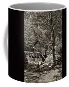 Autumn Mill 2 Sepia Coffee Mug
