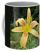 Autumn Minaret Daylily Coffee Mug
