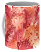 Autumn Monochrome Coffee Mug