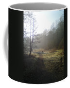 Autumn Morning 4 Coffee Mug by David Stribbling