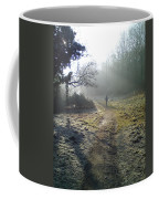 Autumn Morning  Coffee Mug by David Stribbling