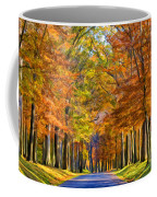 Autumn Morning Coffee Mug
