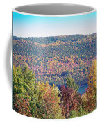 Autumn Mountain Coffee Mug