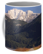 Autumn Snowcapped Mountain - Golden Ears - British Columbia Coffee Mug