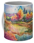 Autumn Near Taos Coffee Mug