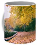 Autumn - New York City - Fort Tryon Park Coffee Mug