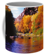 Autumn Oak Creek  Coffee Mug