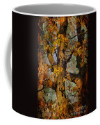 Autumn Oaks In Dance Mode Coffee Mug
