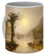 Autumn On Greenwood Lake Coffee Mug