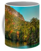 Autumn On Lake George Coffee Mug