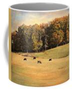 Autumn On The Farm Coffee Mug