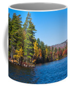 Autumn On The Fulton Chain Of Lakes In The Adirondacks IIi Coffee Mug