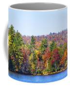 Autumn On The Fulton Chain Of Lakes In The Adirondacks Iv Coffee Mug