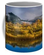 Autumn On The Klamath 1 Coffee Mug