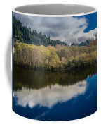 Autumn On The Klamath 10 Coffee Mug