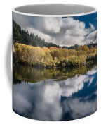 Autumn On The Klamath 11 Coffee Mug