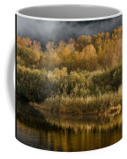 Autumn On The Klamath 3 Coffee Mug