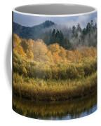 Autumn On The Klamath 4 Coffee Mug