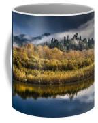 Autumn On The Klamath 6 Coffee Mug