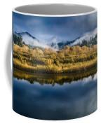 Autumn On The Klamath 7 Coffee Mug