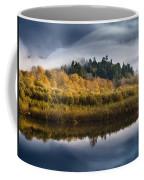 Autumn On The Klamath 9 Coffee Mug